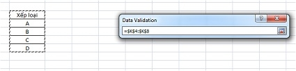 validate data